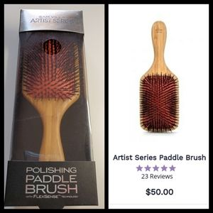 Sam Villa Artist Series Paddle brush